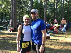 Full Moon 50K with Wifey - 2017